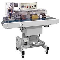印字・脱気装置付シール機 KSDPG20E-15/25型